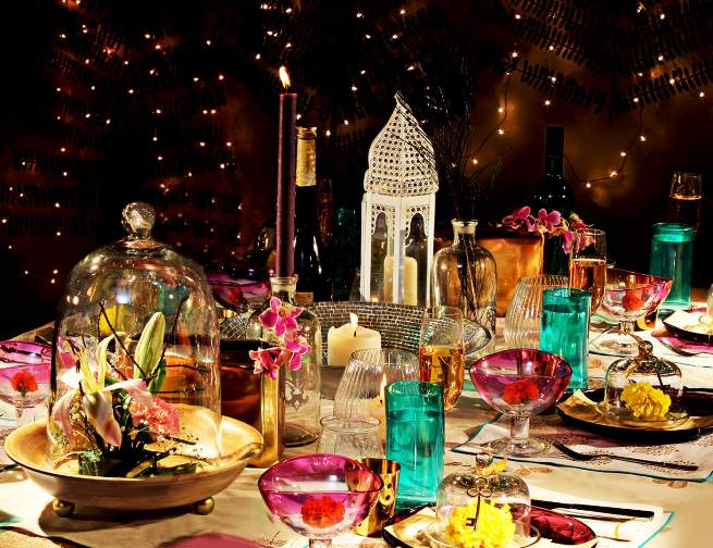 6 Tips For Your Diwali Dinner Table Thehomelabel